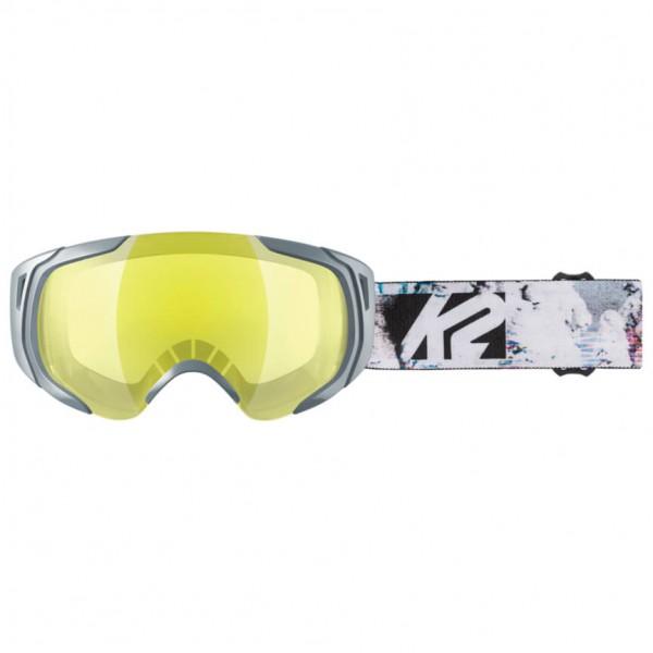 K2 - Photoantic DLX Yellow Flash - Masque de ski