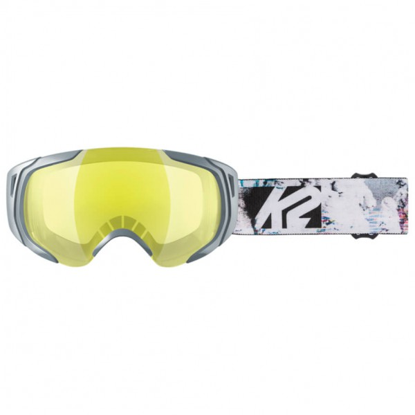 K2 - Photoantic DLX Yellow Flash - Skibrille