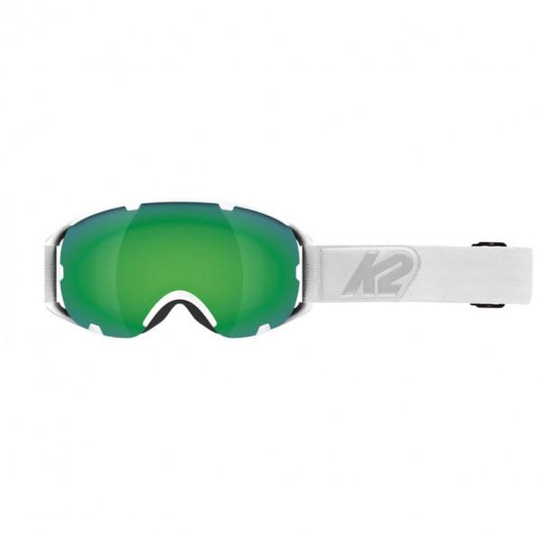 K2 - Source Aurora + Amber Flash - Masque de ski