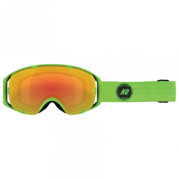 K2 - Source Forest Fire + Blackout - Ski goggles