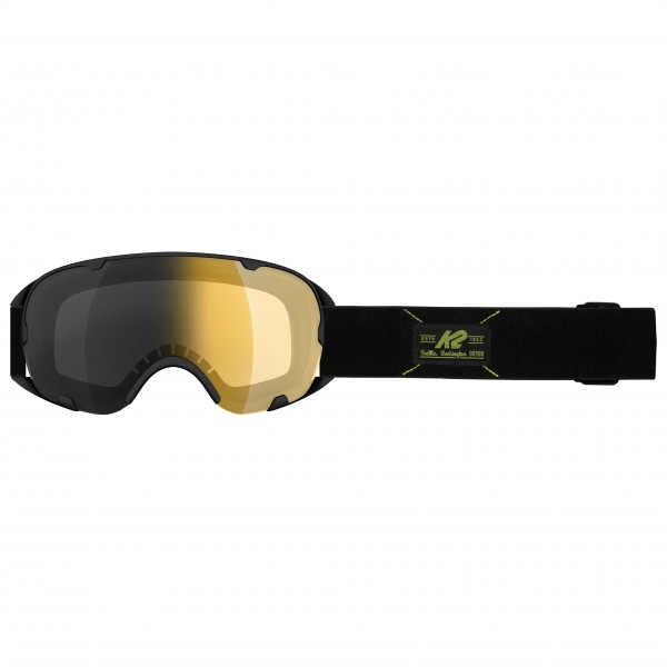 K2 - Source T Black Transitions - Masque de ski