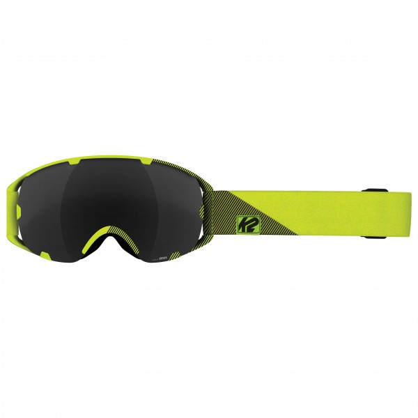 K2 - Source Z Zeiss Blackout + Sonar Light - Ski goggles