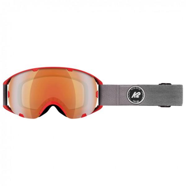 K2 - Source Z Zeiss Lava + Sonar - Masque de ski