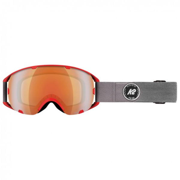 K2 - Source Z Zeiss Lava + Sonar - Ski goggles