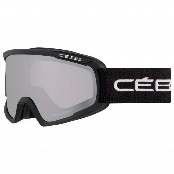 Cébé - Fanatic M Light Rose Flash Mirror - Masque de ski