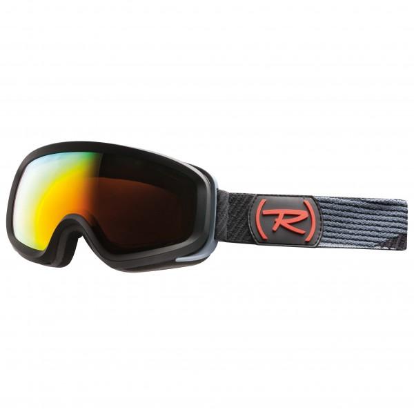 Rossignol - Ace Amp Black - Masque de ski