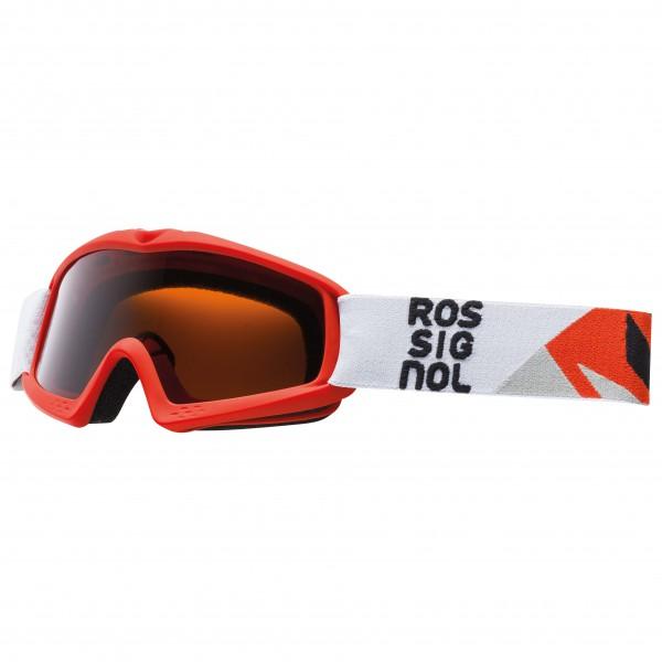 Rossignol - Kid's Raffish S Red - Masque de ski