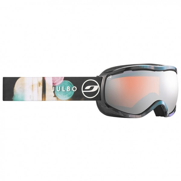 Julbo - Women's Equinox Orange Spectron 2 - Laskettelulasit