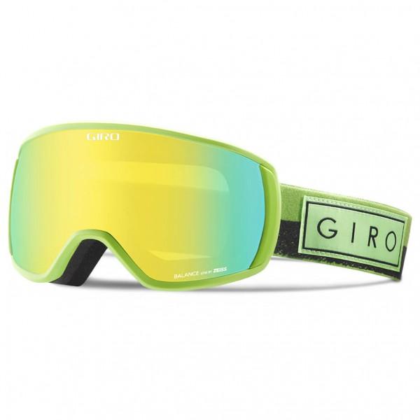 Giro - Balance Loden Yellow - Masque de ski