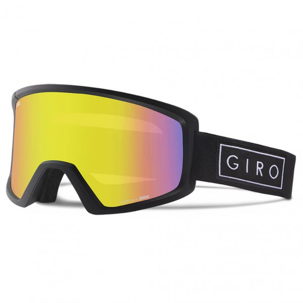 Giro - Blok Yellow Boost - Skibrille