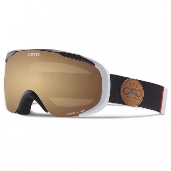 Giro - Compass Amber Gold - Ski goggles