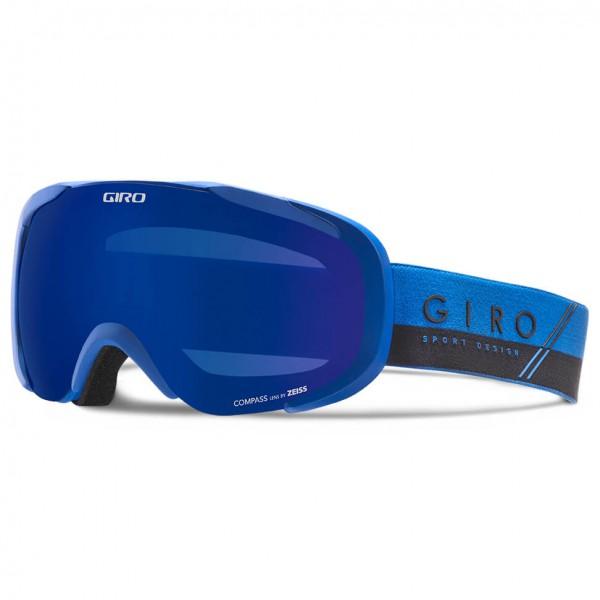 Giro - Compass Grey Cobalt - Masque de ski