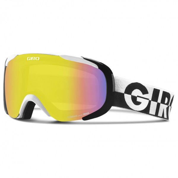 Giro - Compass Yellow Boost - Skibrille