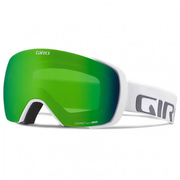 Giro - Contact Loden Green / Yellow Boost - Skibrille