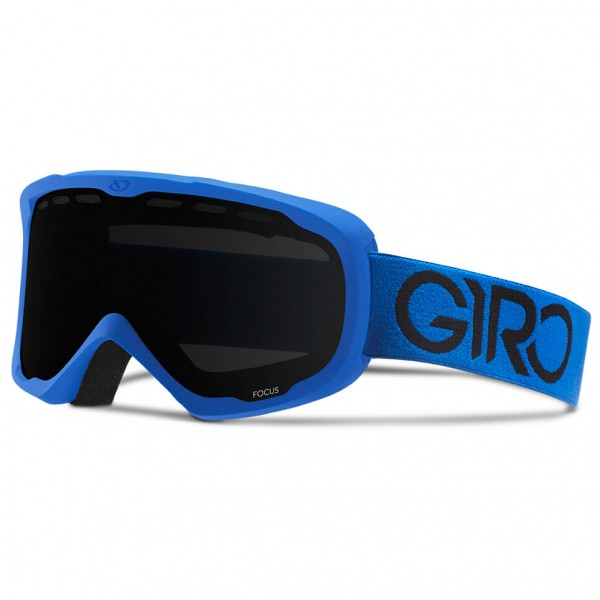 Giro - Focus Black Limo - Masque de ski