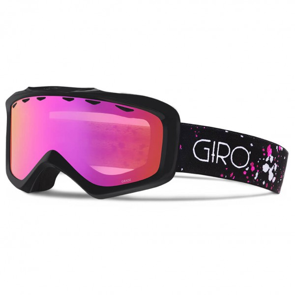 Giro - Kid's Grade Amber Pink - Skibrille