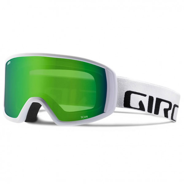 Giro - Scan Loden Green - Masque de ski
