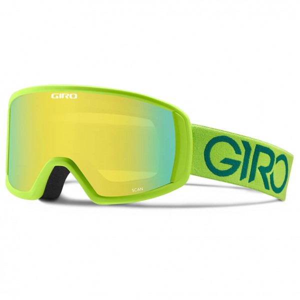 Giro - Scan Loden Yellow - Masque de ski
