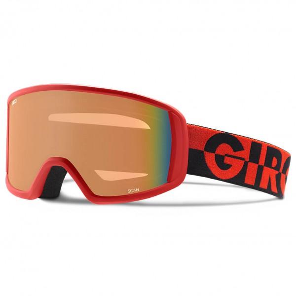 Giro - Scan Persimmon Blaze - Masque de ski