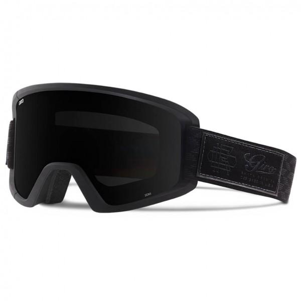 Giro - Semi Black Limo / Yellow - Ski goggles