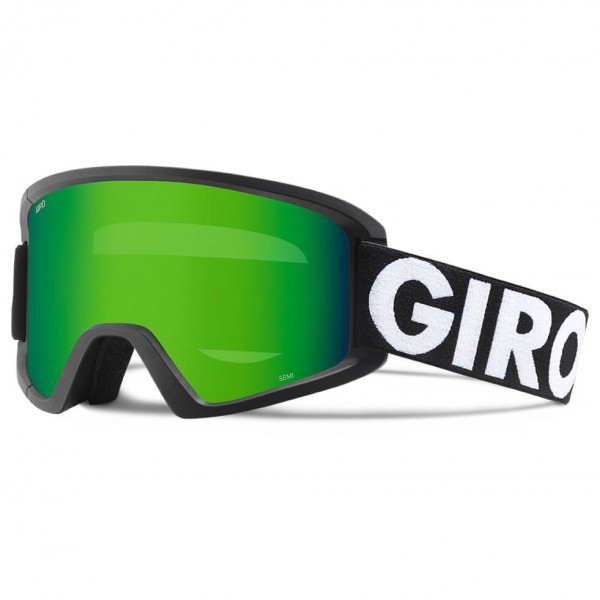 Giro - Semi Loden Green / Yellow - Masque de ski