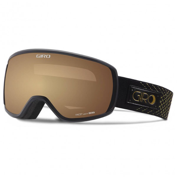 Giro - Women's Facet Amber Gold - Masque de ski
