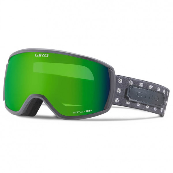 Giro - Women's Facet Loden Green - Ski goggles