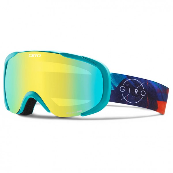 Giro - Women's Field Loden Yellow - Skibrille