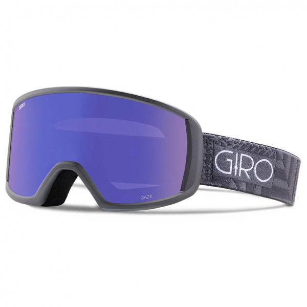 Giro - Women's Gaze Grey Purple - Laskettelulasit