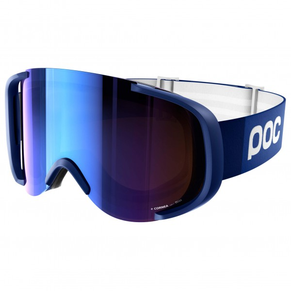 POC - Cornea Persimmon/Blue Mirror - Masque de ski