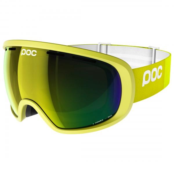 POC - Fovea Bronze/Yellow Mirror - Masque de ski