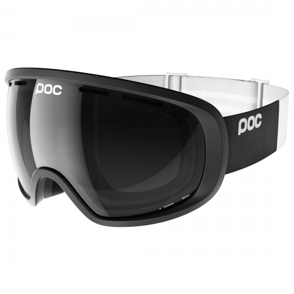 POC - Fovea Jeremy Jones Black/No Mirror - Masque de ski