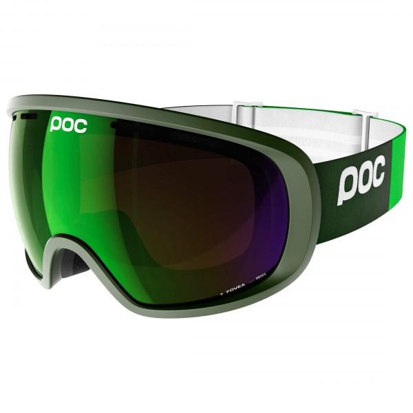 POC - Fovea Persimmon/Green Mirror - Ski goggles
