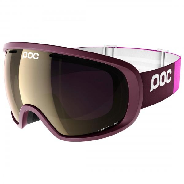 POC - Fovea Pink/Bronze Mirror - Ski goggles