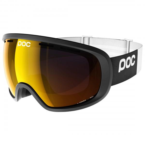 POC - Fovea Pink/Gold Mirror - Skibriller