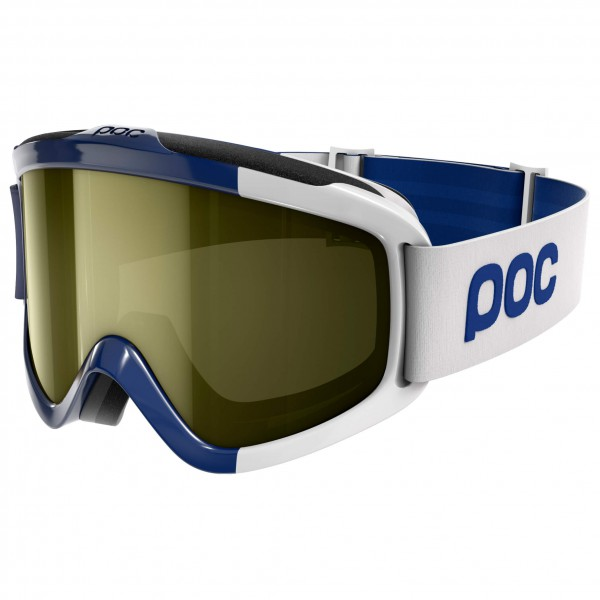 POC - Iris Comp Smokey Yellow/Transparent - Ski goggles