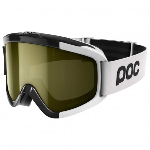 POC - Iris Comp Smokey Yellow/Transparent - Masque de ski