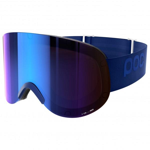 POC - Lid Persimmon/Blue Mirror - Laskettelulasit