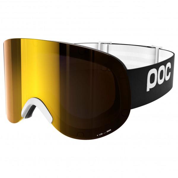 POC - Lid Pink/Gold Mirror - Masque de ski