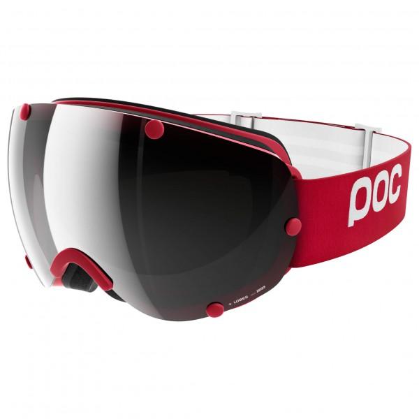 POC - Lobes Bronze/Silver Mirror - Masque de ski
