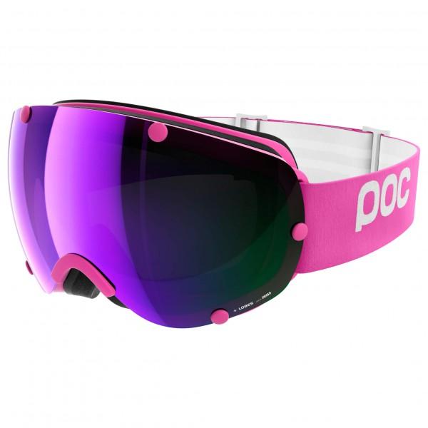 POC - Lobes Grey/Purple Mirror - Laskettelulasit