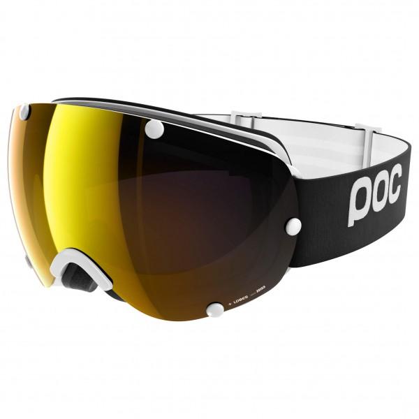 POC - Lobes Pink/Gold Mirror - Ski goggles
