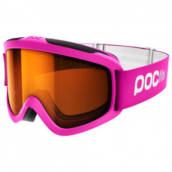 POC - POCito Iris Sonar Orange/No Mirror - Masque de ski
