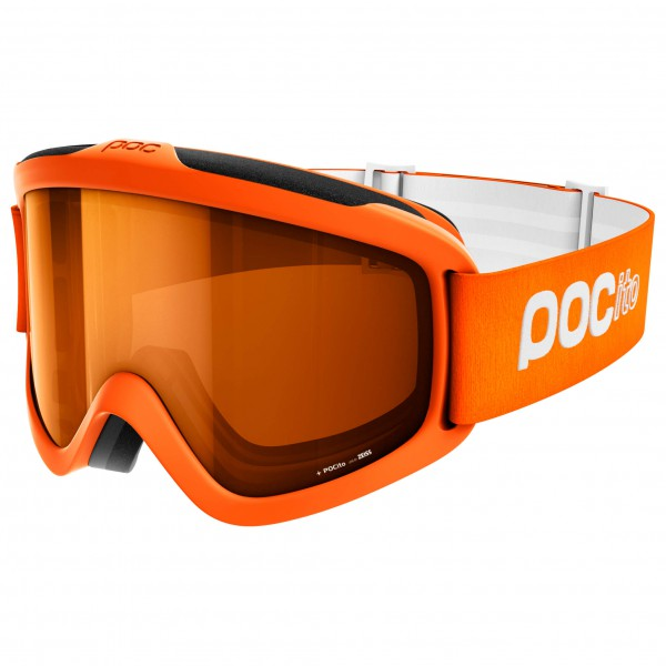 POC - POCito Iris Sonar Orange/No Mirror - Skibril