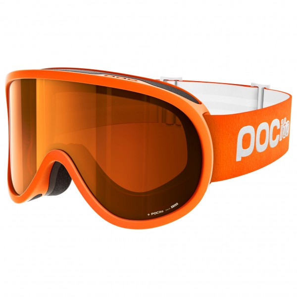 POC - POCito Retina Sonar Orange/No Mirror - Ski goggles