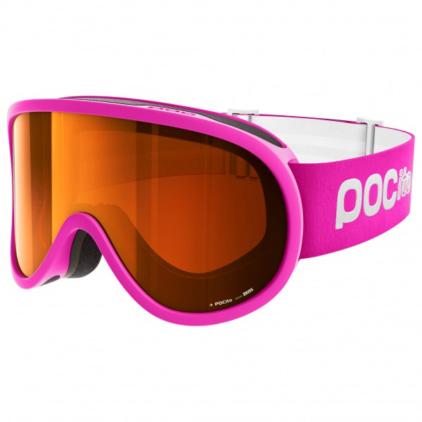 POC - POCito Retina Sonar Orange/No Mirror - Masque de ski