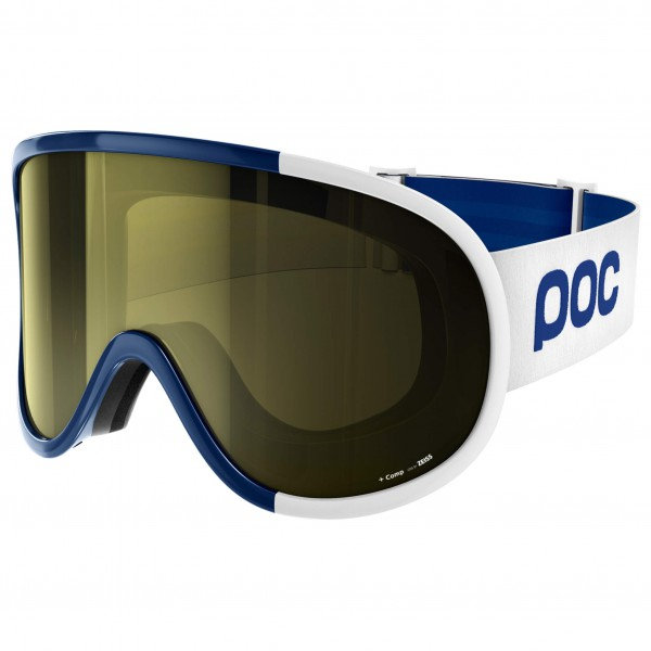 POC - Retina Big Comp Smokey Yellow/Transparent - Masque de