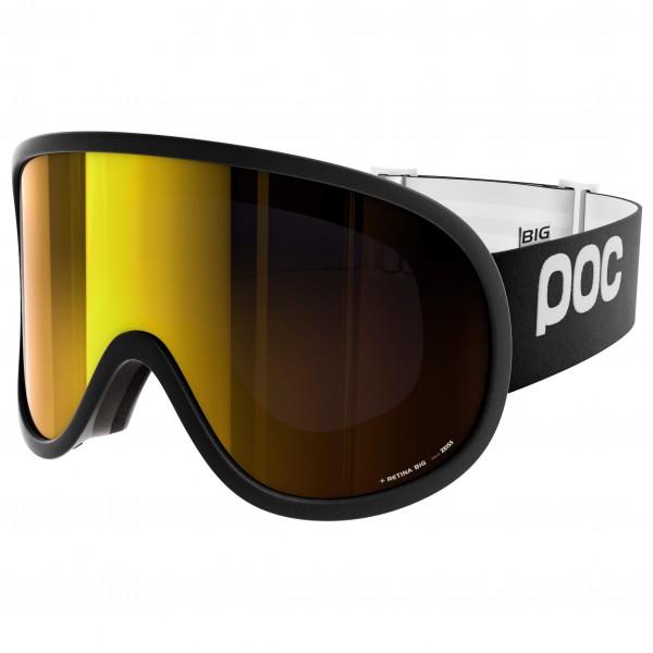 POC - Retina Big Pink/Gold Mirror - Skibrille