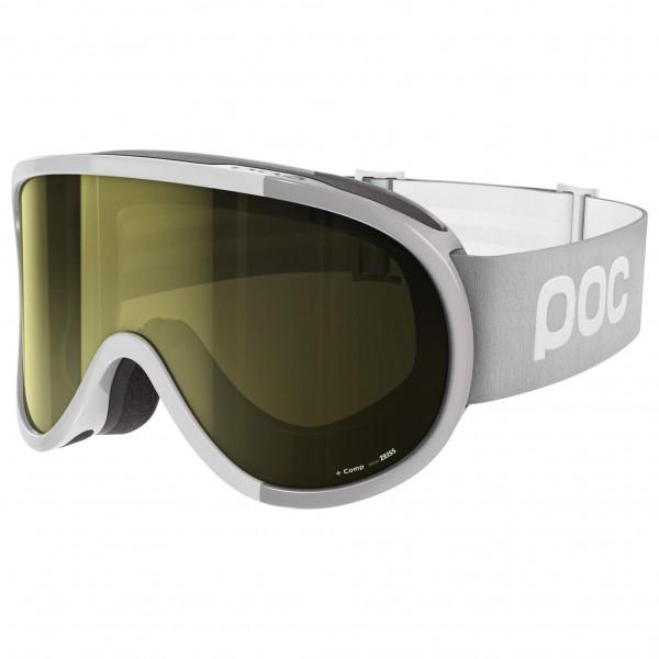 POC - Retina Comp Smokey Yellow/Transparent - Masque de ski