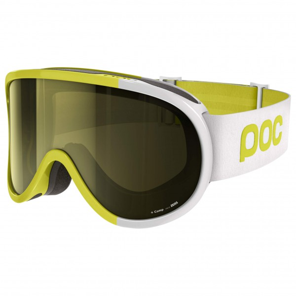 POC - Retina Comp Smokey Yellow/Transparent - Ski goggles